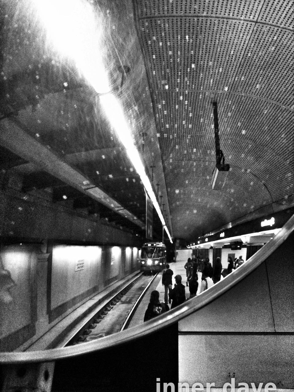 Underground reflection